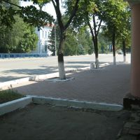 Центр, Барвенково