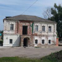 Старый военкомат, Барвенково