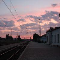 Нічний вокзал, Барвенково