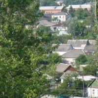 Вигляд з Чумацької гори, Барвенково