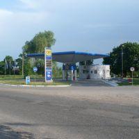 АЗС Укрнафта, Барвенково