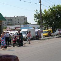 Субота - базарний день, Барвенково