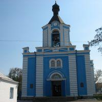 Церковь, Барвенково