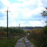В черте поселка, Близнюки