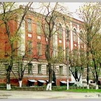 Больница (старая), Богодухов