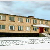 Медецинское училище, Богодухов