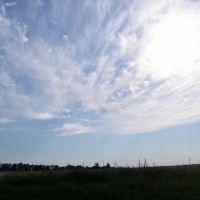 Вид спиной к Богодуховскуму пруду, Богодухов