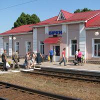 Станция., Борки
