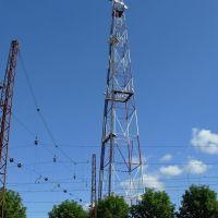Ретранслятор. The re-transmitter, Борки