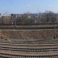 Railroad. Mar 2007, Боровая