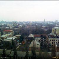 View from NIPI ASU TransGaz, Боровая