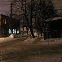 Karpovskaya str. Mar, Боровая