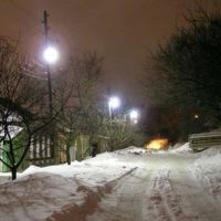 Sahnovschanskaya str. Mar 2005, Боровая