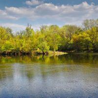 тихая река, Боровая