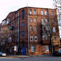 ул. Марьинская, 11, Боровая