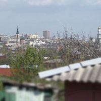vid na centr so storoni Holodnoi gori, Боровая