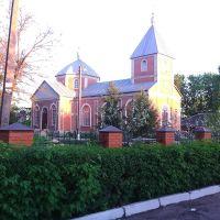 Валковская церковь., Валки
