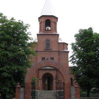 Великобурлуцька церква, Великий Бурлук
