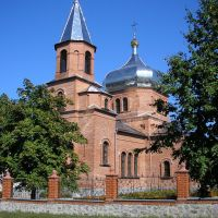 Church Velikiy Burluk 2, Великий Бурлук