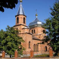 Church Velikiy Burluk 1, Великий Бурлук