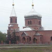 Church Velikiy Burluk 4, Великий Бурлук