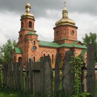 Церковь Волчанска, Волчанск
