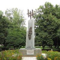 Памятник, Волчанск