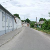 г.Волчанск переулок Гоголя, Волчанск