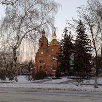 Жено-Мироносицкая церковь в Волчанске, Волчанск
