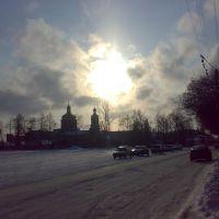 Солнечный зимний день, Волчанск