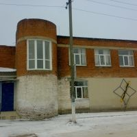 Библиотека, Волчанск