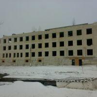 Волчанск строительный - новый медкомплекс (к 2050 году может быть и построят :-), Волчанск