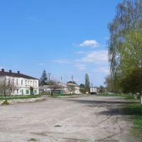 г.Волчанск ул.Дзержинского, Волчанск