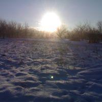 Зимнее утро, Дергачи