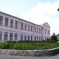 Зачепиловская средняя школа, Зачепиловка