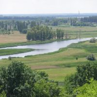 Пейзаж, Зачепиловка