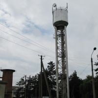 Water tower, Зачепиловка