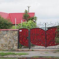 Nice gates, Зачепиловка