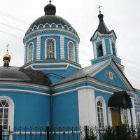 Церковь в Золочеве - Church in Zolochev, Золочев