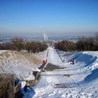 Изюм, зима, мороз/Izyum, winter, frost, Изюм