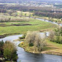 Seversky Donets river. Izyum. р.Северский Донец. г.Изюм, Изюм