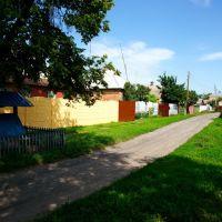 переулок Ленина (Lenins lane), Казачья Лопань