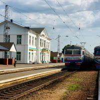 Станция Казачья Лопань, Казачья Лопань