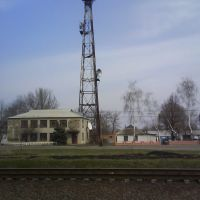 Кегичевский Районный узел связи, Кегичевка