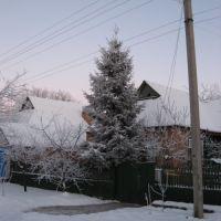 Kegychivka winter2, Кегичевка