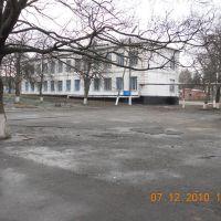Кегичёвский лицей (старая школа)., Кегичевка