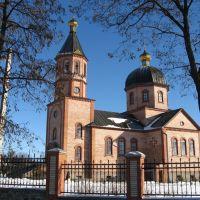 Красноградский храм, Красноград