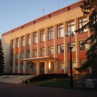 Красноградская районная государственная администрация, Красноград