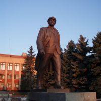 Памятник В.И. Ленину, Красноград