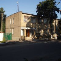 Красноградский райотдел милиции, Красноград